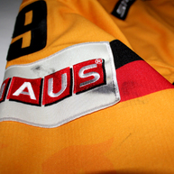 Deutschland Game Worn Trikot David Wolf Wear